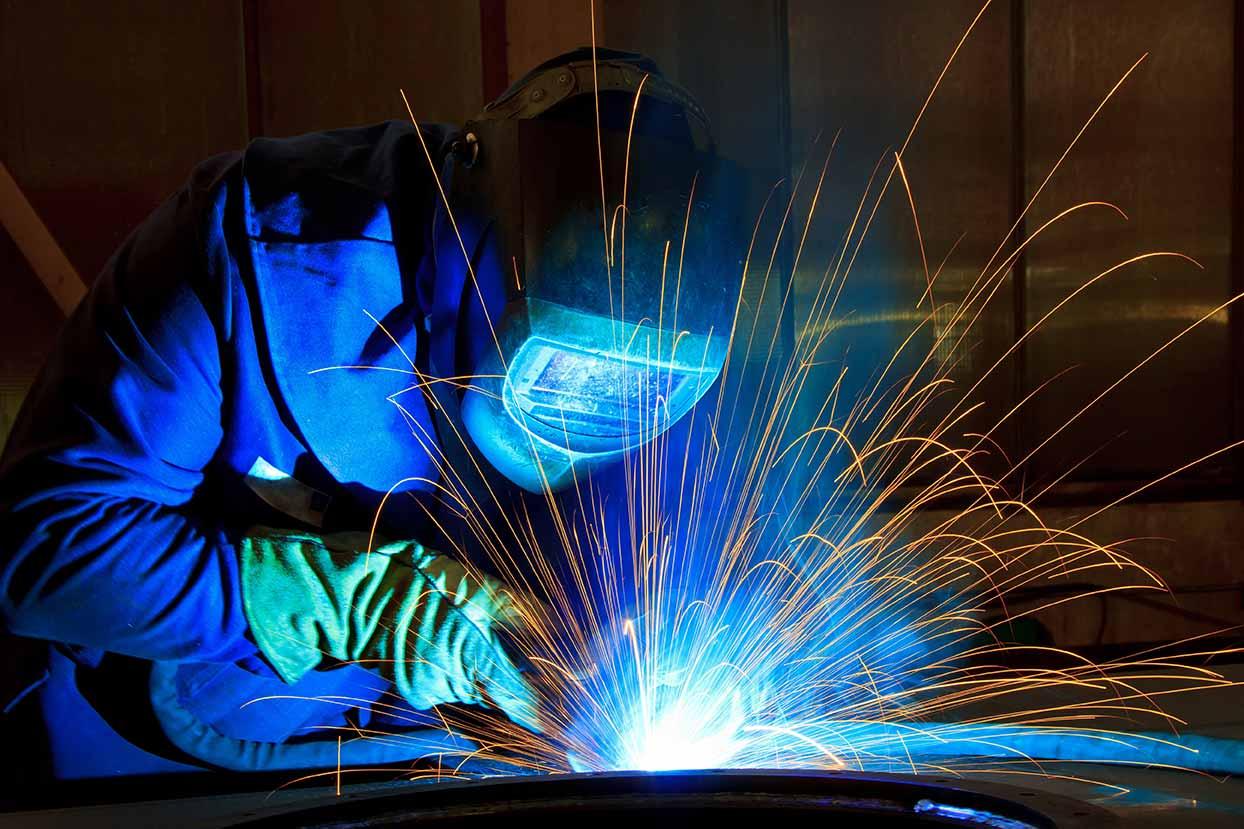 Welding - Serpa Fabrication Inc
